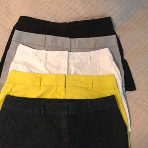 Loft tab front shorts size 14